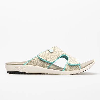 Spenco Tribal Slide Women's Marshmallow
