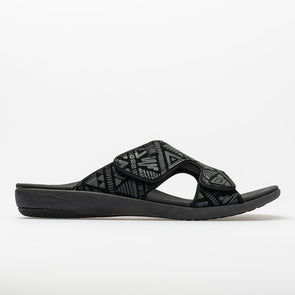 Spenco Tribal Slide Men's Black