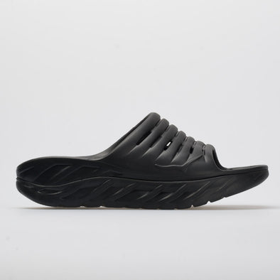 Hoka One One Ora Recovery Slide Men's Black/Black