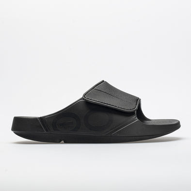 Oofos OOahh Sport Flex Men's Black/Matte