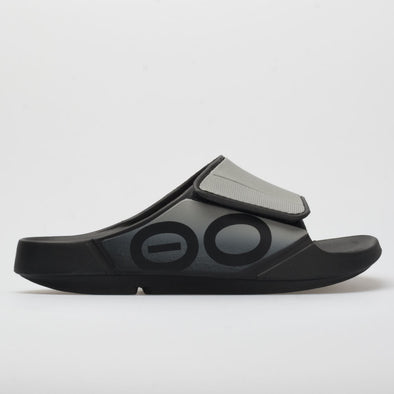 OOFOS OOahh Sport Flex Men's Black/Grey