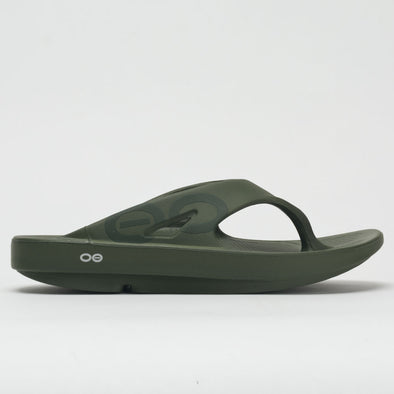 OOFOS OOriginal Sport Men's Matte Forest Green