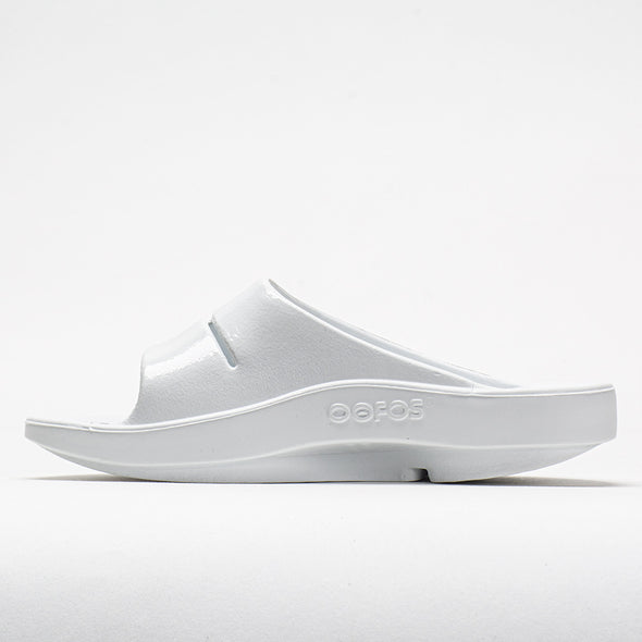 OOFOS OOahh Luxe Women's White