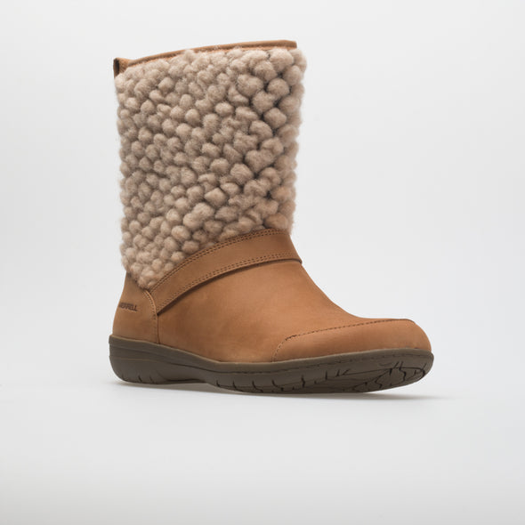 Merrell Encore Kassie Tall Wool Women's Natural Tan