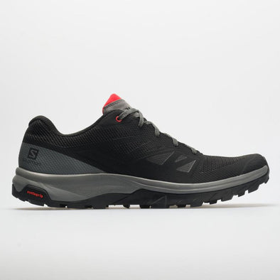 Salomon Outline Men's Black/Quiet Shade/High Risk Red