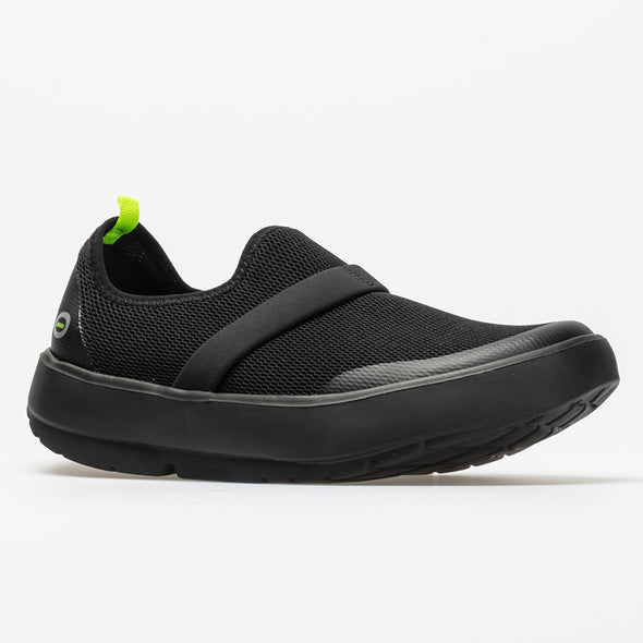 OOFOS OOmg Low Women's Black/Black