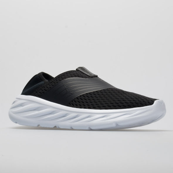 Hoka One One Ora Recovery Shoe Women's Black Phantom