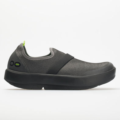 OOFOS OOmg Low Fibre Women's Black/Gray