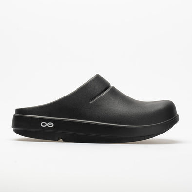 Oofos OOcloog Women's Black