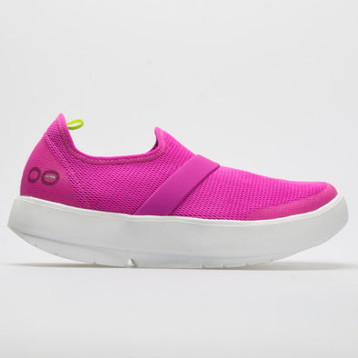 Oofos OOmg Low Women's Pink/White