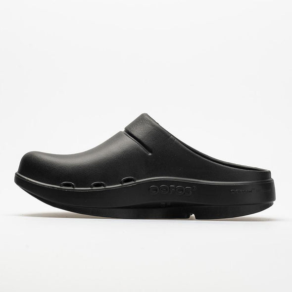 Oofos OOcloog Men's Black
