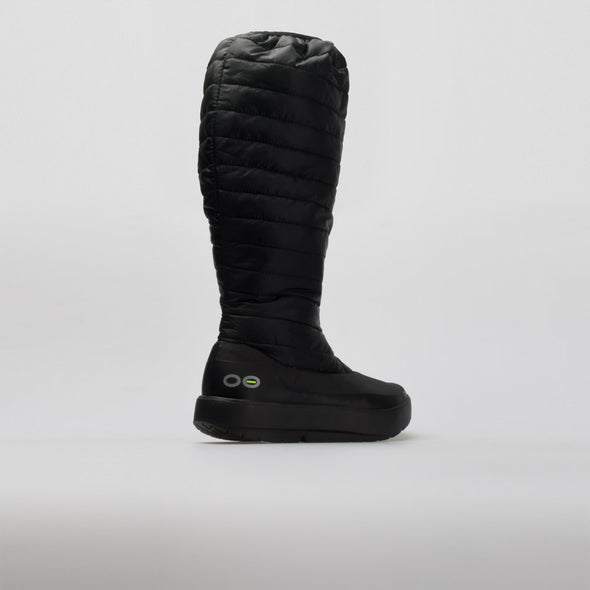 OOFOS Oomg Boot Women's Black/Black