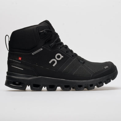 On Cloudrock Waterproof Men's All Black