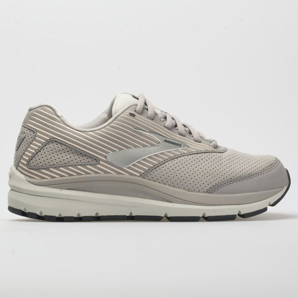 Brooks Addiction Walker Suede Women's Alloy/Oyster/Peach