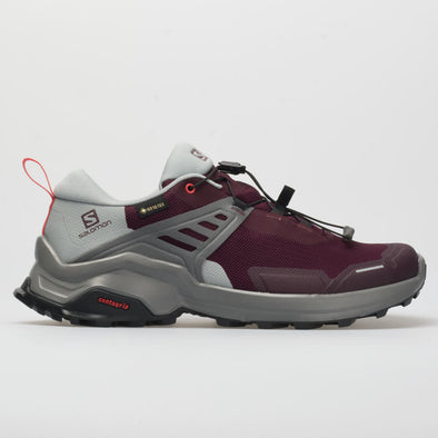 Salomon X Raise GTX Women's Winetasting/Quarry/Cayenne