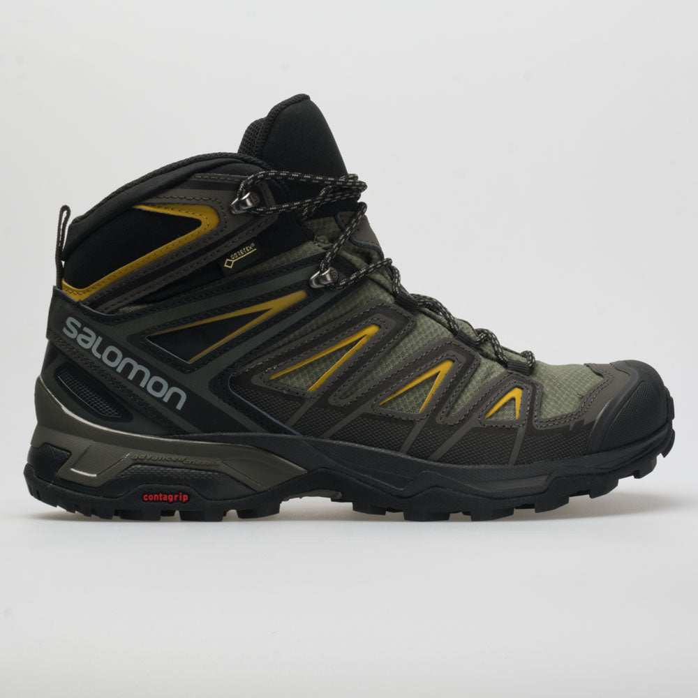 Salomon Men's X Ultra 3 Mid GTX Waterproof Hiking Boots