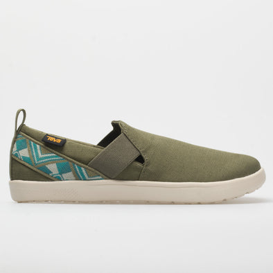 Teva Voya Slip On Women's Cayambe Burnt Olive