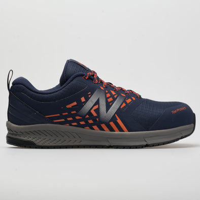 New Balance 412 ESD Men's Team Navy/Team Orange/Castlerock
