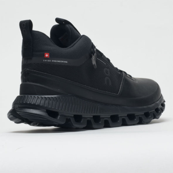 On Cloud Hi Waterproof Men's All Black