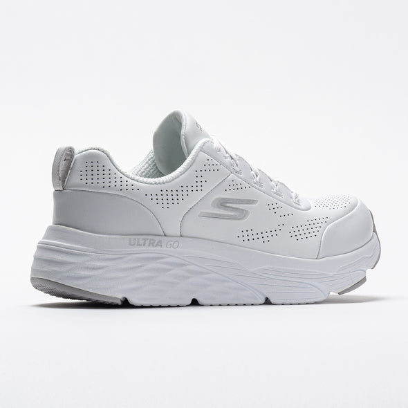 Skechers Max Cushioning Elite Women's White/Silver