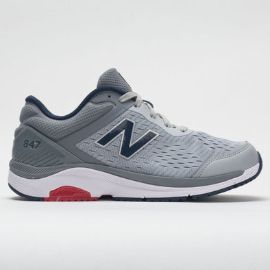 New Balance 847v4 Men's Silver Mink/Gunmetal/Natural Indigo