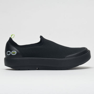 OOFOS OOmg eeZee Canvas Women's Black