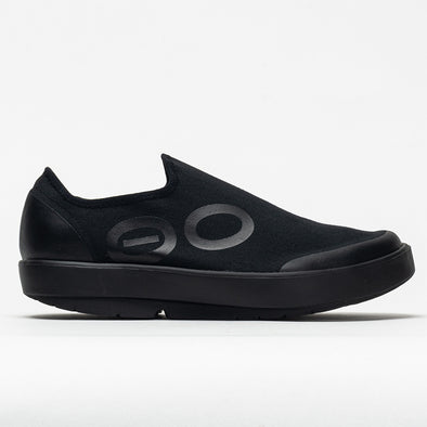 OOFOS OOmg eeZee Canvas Men's Black