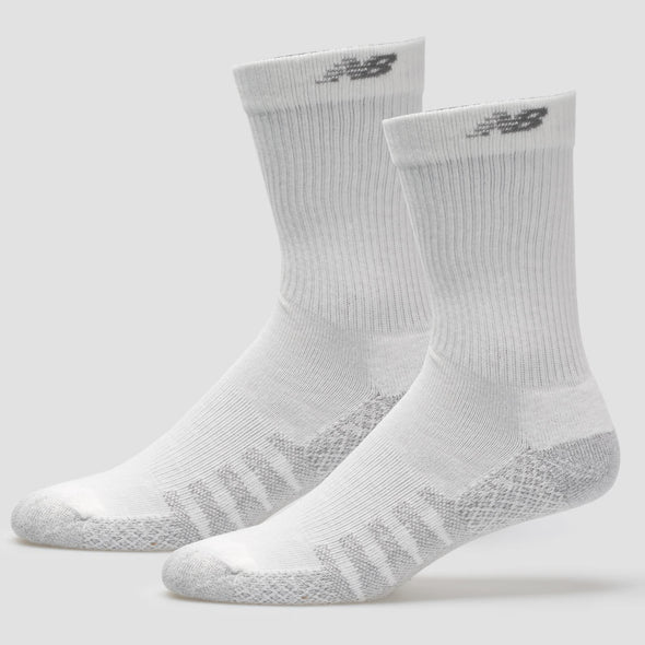 New Balance Crew with Coolmax Socks 2 Pack