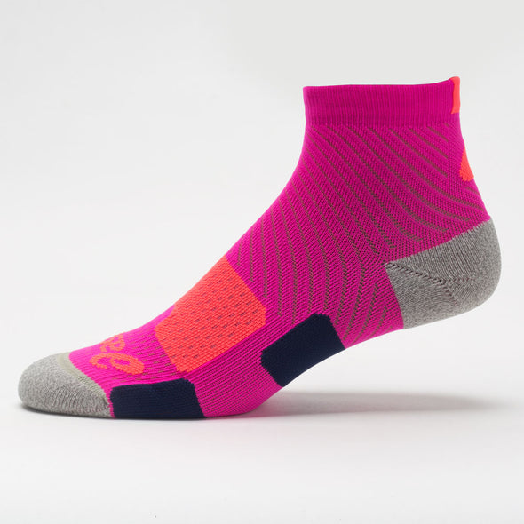 ASICS Structured Cushioning Quarter Socks