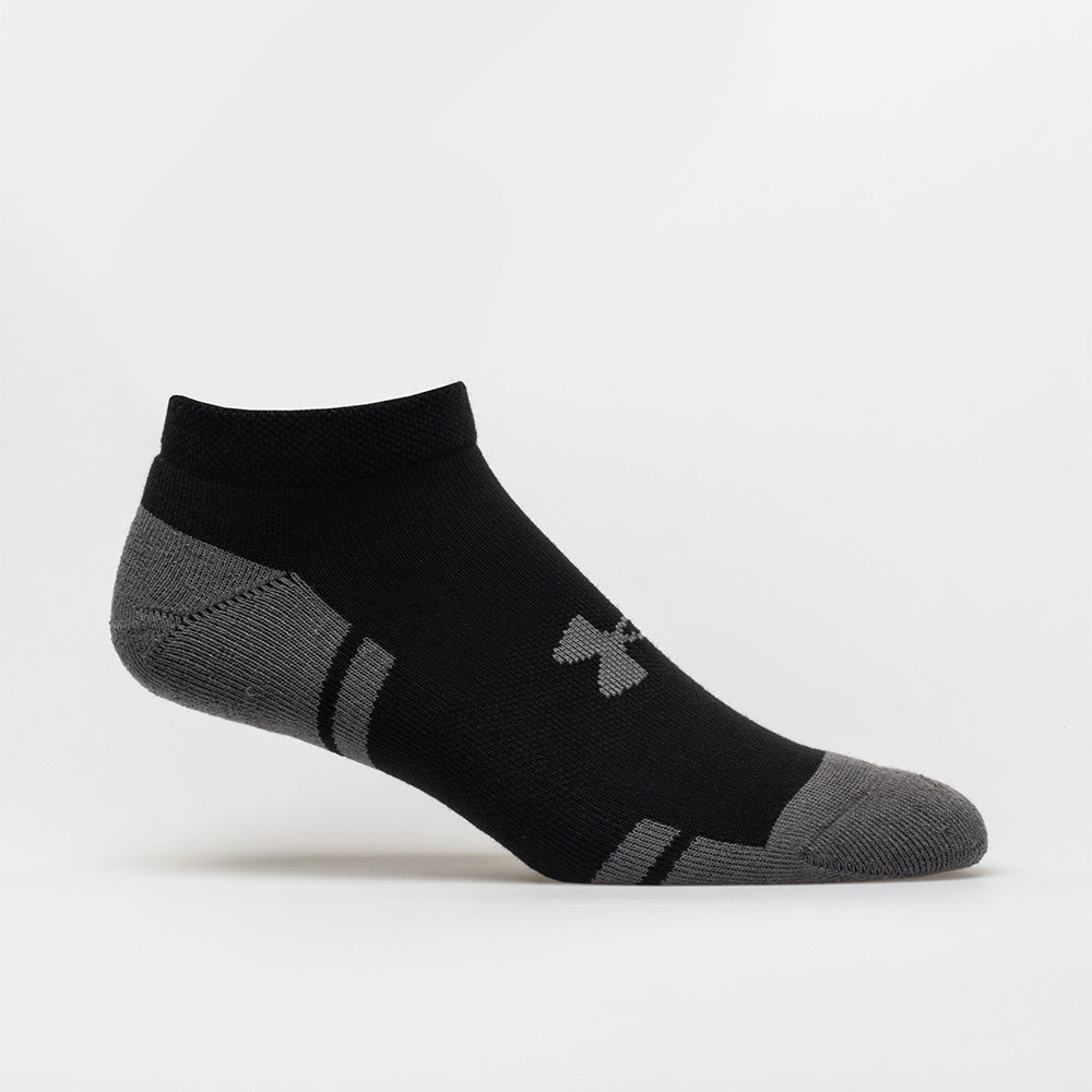 f7c064c36 Under Armour Resistor III No Show Socks 6 Pack Men's – Holabird Sports