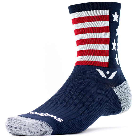 Swiftwick Vision Five Spirit American