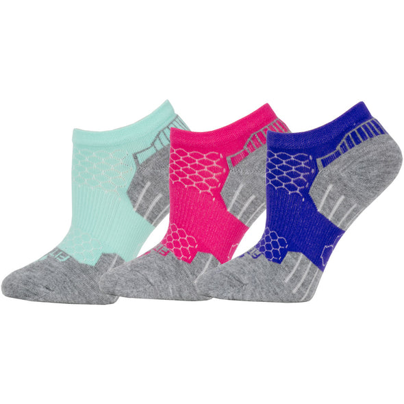 Fitsok CX3 Low Cut Socks 3 Pack