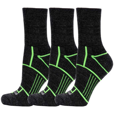 Fitsok ISW Isolwool Trail Cuff 3 Pack