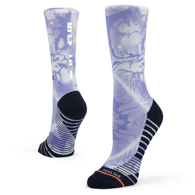 Stance Squat Goals Training Crew Socks Women's