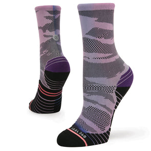 Stance Compass Run Crew Socks Women's