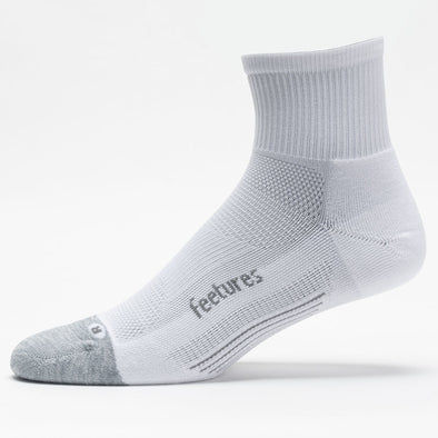Feetures Elite Light Cushion Quarter Socks