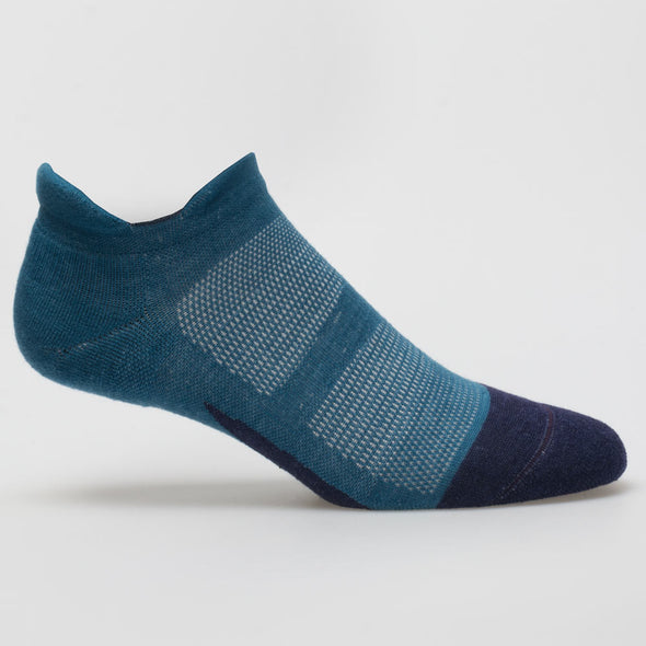 Feetures Merino 10 Cushion No Show Tab Socks