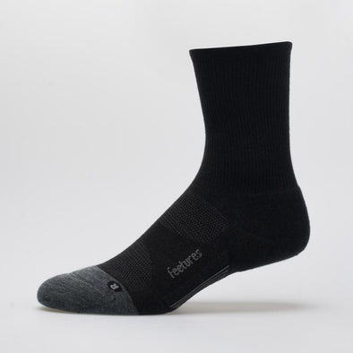 Feetures Merino 10 Cushion Mini Crew Socks