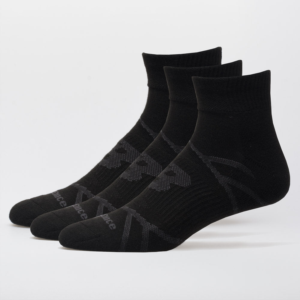 chaussures de séparation 9c5fd 62324 New Balance Performance Cushioned Ankle Socks 3 Pack