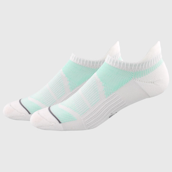 adidas Superlite Prime Mesh III Tabbed No Show 2 Pack Women's