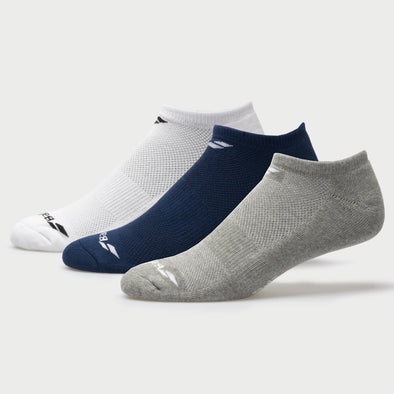 Babolat Invisible Socks 3 Pack Men's