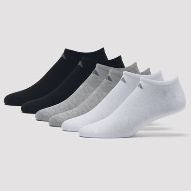 adidas Superlite No Show 6-Pack Women's