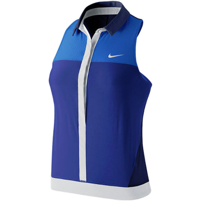 Nike Premier Sleeveless Polo Fall 2014 Women's