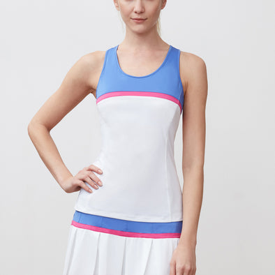 Fila Sweetspot Colorblocked Tank Women's