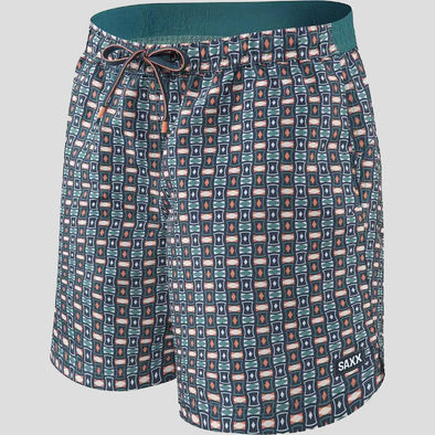 "SAXX Cannonball 7"" Swim Shorts Men's"