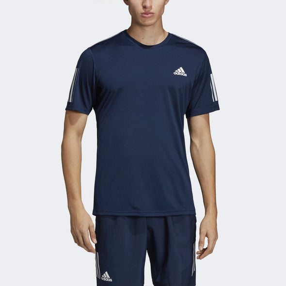 adidas Club 3 Stripe Tee 2019 Men's