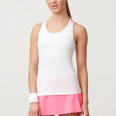 Fila Windowpane Racerbank Tank Women's