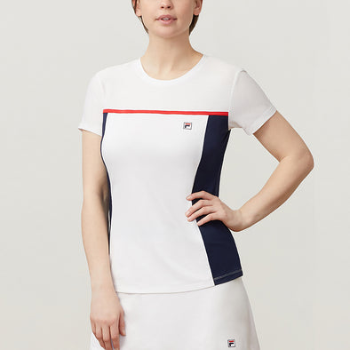 Fila Heritage Spring 2019 Short Sleeve Top Women's