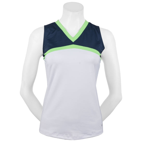 Bolle Ripple Effect V-Neck Tank Women's