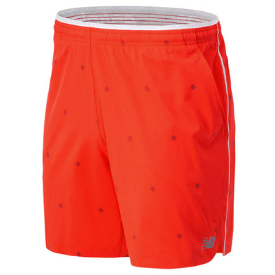 "New Balance Printed 7"" Tournament Shorts Men's"